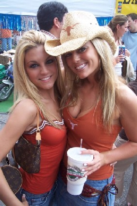 Hook Em Horns: Texas is the # 1 Playboy Party School for 2010.