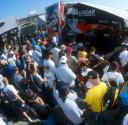 Tailgate Party at NHRA Drag Race