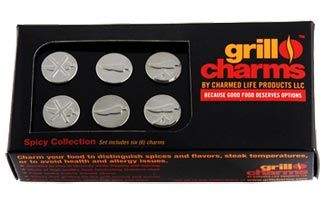 Grill Charms Box