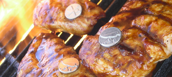 Grill Charms Chicken