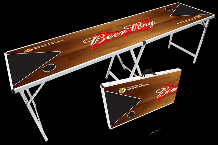 More Beer Pong Options With BJs Tables