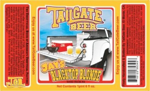 Tailgate Beer Jays Blacktop Blonde