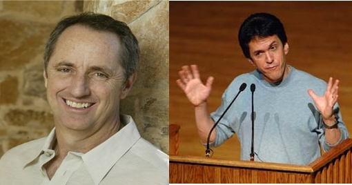 Rick Reilly & Mitch Albom