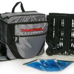 Trackpack Grey backpack cooler