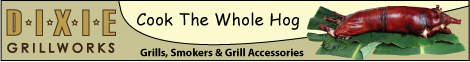 Dixie grillworks banner