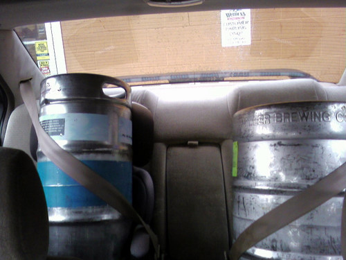 beer keg safety