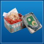 Fenway Park cookie tin