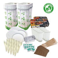Go Green Tailgate Service Pack