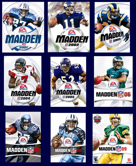 Best Madden Games - Top Ten List - TheTopTens®