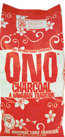 Ono Hawaiian Charcoal Bag