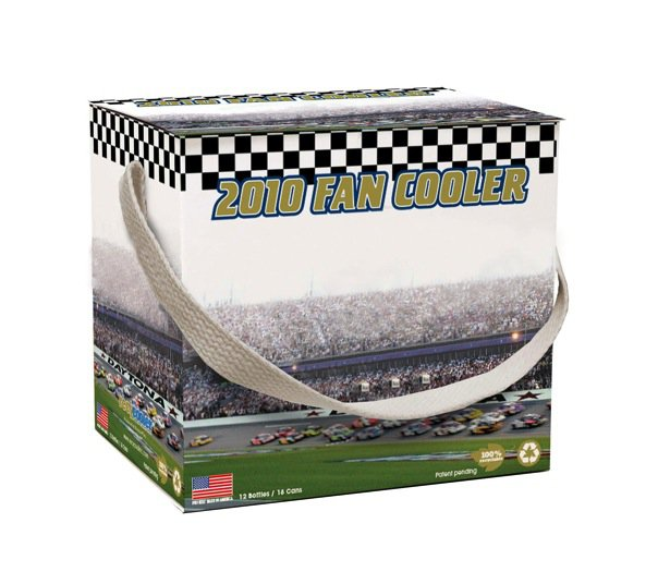 Racing themed Recycooler