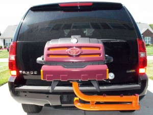 Virginia Tech Tailgating Grill