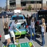 Tailgate Shootout game