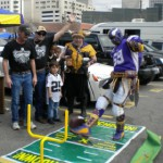 Tailgate Shootout Vikings