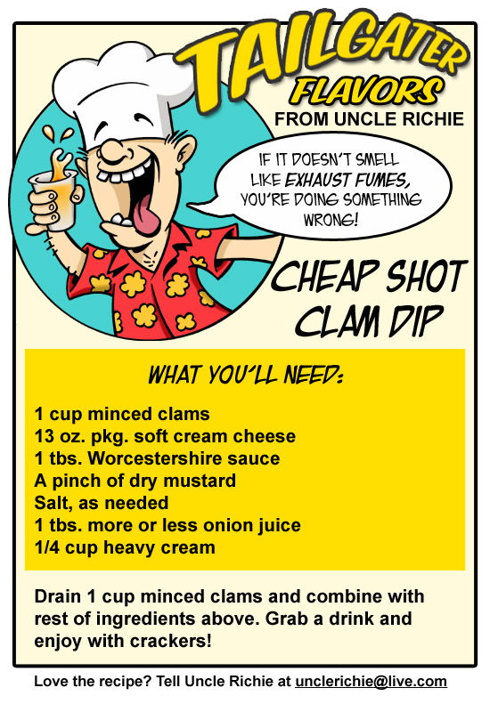 Drunk Uncle Richie Recipe 1