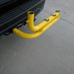 Custom San Diego Chargers Tailgating Grill Swing Arm