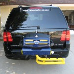 Custom San Diego Chargers Tailgating Grill