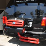 Rutgers Tailgating Grill