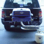 Washington Huskies Tailgating Grill