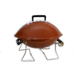 Keg-a-Que Propane Football Grill