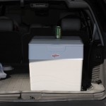 Koolatron 12 Volt Cooler in SUV