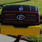 Washington Redskins Tailgating Grill