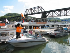 Vol Navy Tailgating