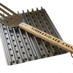 GrillGrate with Spatula