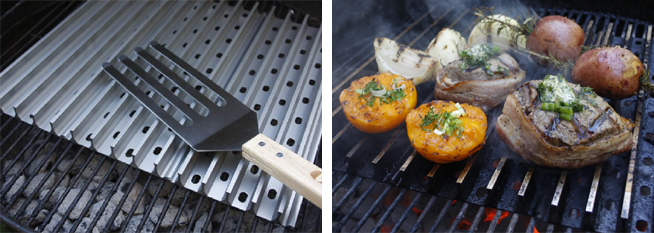 Grillgrate in Use