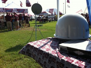 Winegard Carryout Tailgate Texas A&M Tailgating