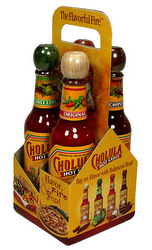 Cholula Hot Sauce 4 Pack