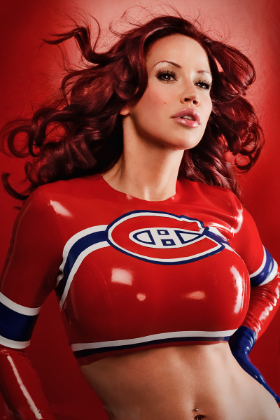 Hot Montreal Canadiens Fan