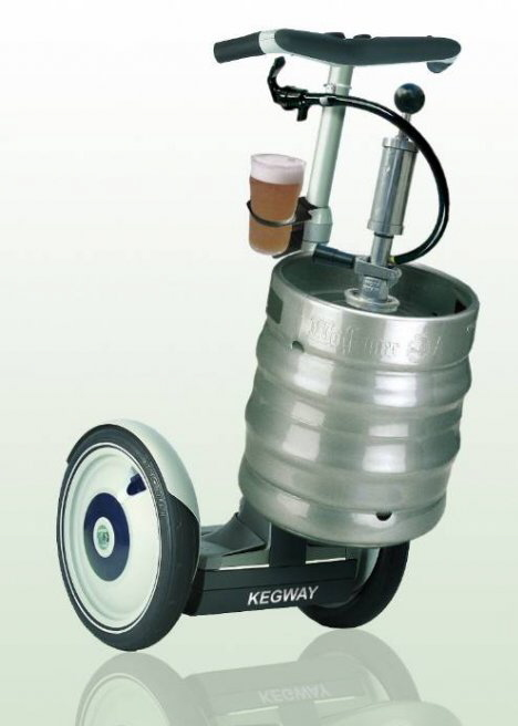 The Kegway