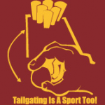 TailgateBarn Beerpong sport shirt