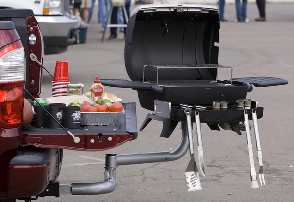 Freedom Grill FG-50 | Tailgating Ideas