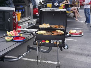 Freedom Grill FG-50 Tailgating Grill