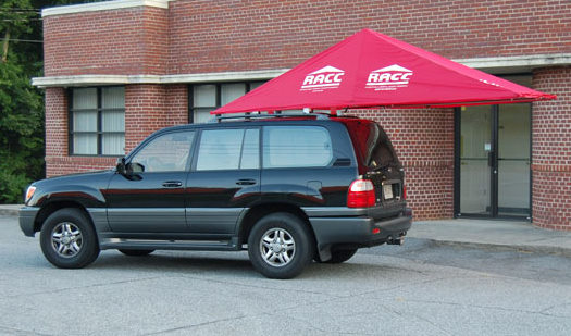 RACC Retractable Awning Canopy Company