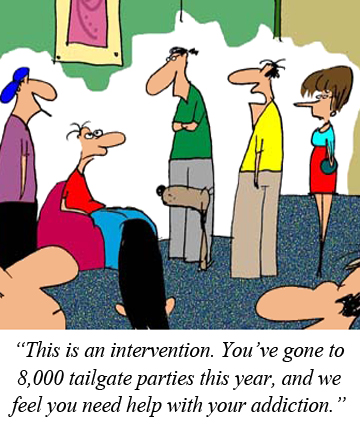 Intervention Tailgater