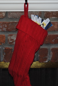 Tickets in a Stocking