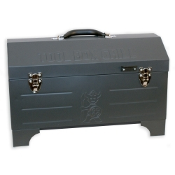 Tailgating tool box grill
