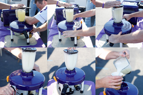 Washington Tailgate Blender