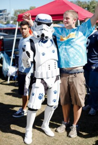 Penn State Storm Trooper