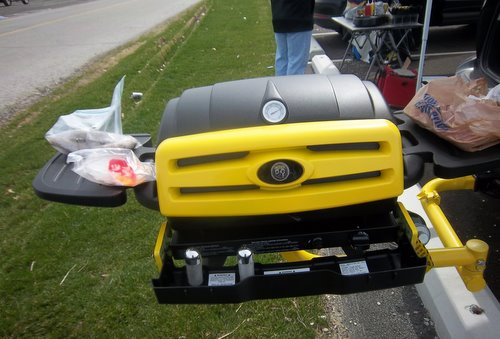 Custom Tailgating Grill Tailgating Ideas Part 5