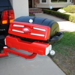 Arkansas Tailgating Grill