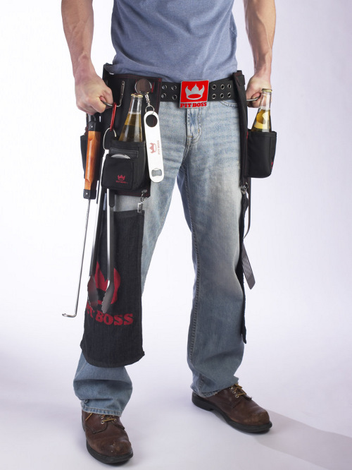 BBQ Pit Boss Utility Belt