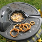 Blacktop 360 Grill-Fryer Onion Rings