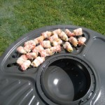 Blacktop 360 Grill-Fryer Bacon wrapped Jalapenos