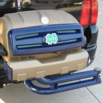 Notre Dame Tailgating Grill