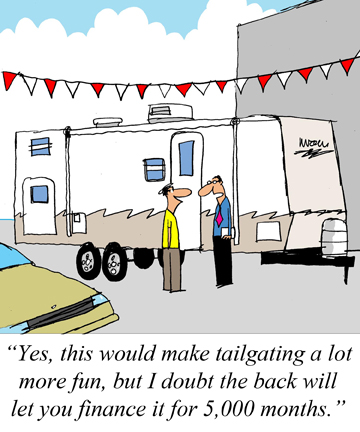 Tailgate RV Financing