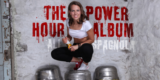 Ali Spagnola Power Hour Album